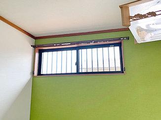 小工事 窓新設とアクセントクロスで明るくきれいになったお部屋
