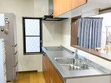 キッチンリフォーム深型の食洗機がついた使いやすいキッチン